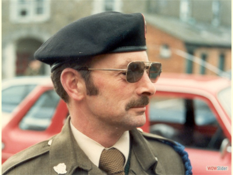 Sgt Tommy Martin - Waterford