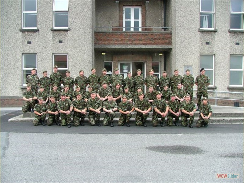 Annual Training - Athlone 2007
