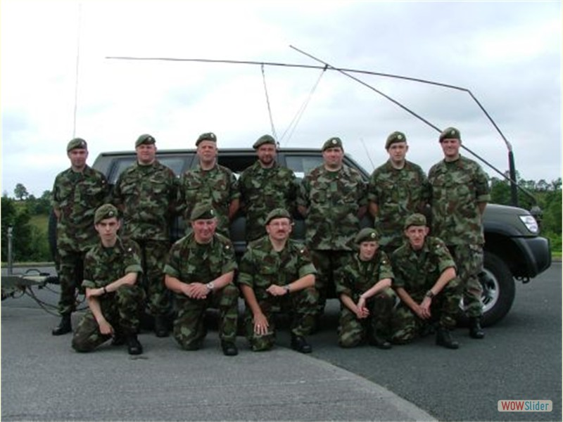 Annual Training - Cavan 2005